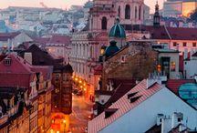 Praha, Prag, Prague, プラハ