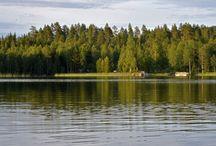 The area of Tyngsjö / beautyfull views at the area of Tyngsjö