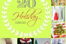Holiday ideas / by Lisa Springer