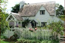 Homes ~ Romantic Country!  / by Kathleen Brennan