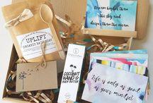 Organic + Natural Gift Boxes