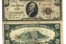 Vintage Currency and coins....... / P / by Heidi
