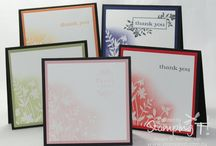 Cards/Scrapbook / by Sandy Clutter