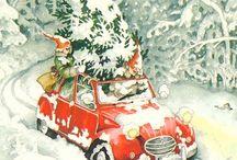 Joulukorttiesitelmä / Esitelmä 28.11.2013