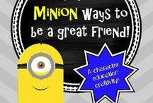 Character Education / Character education and Character Counts lesson ideas for prek, kindergarten, first grade, and second grade classrooms.