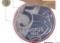 moedas 99 e 2000