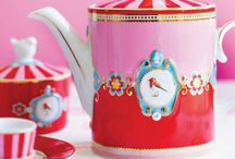 Positivi-tea / Is there anything better than a warming cup of tea?