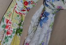 Hankie scarves