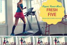 Fresh Five / by Organic Runner Mom