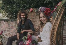 Boho Hochzeit / Deko und Ideen für deine Boho-Hochzeit