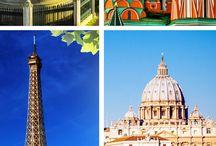 Famous Landmarks / by krista permentier