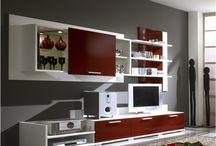 TV Ünitesi / Salonların havasını değiştiren tv üniteleri Show Mobilya'da.