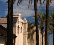 California Missions / by Therese Leiszler