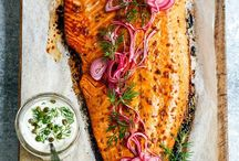 RECIPES :: Seafood and Fish