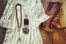 My Bohemian style <3