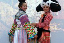 trajes & culturas