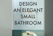 Home: Bathroom inspirations / Creative and inspirational ideas for Bathroom designs and makeovers. Includes decorating, furniture, tiles, baths, sinks, showers, taps, shelves, storage.
