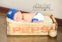 Sports Themed Newborn Boys