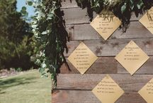 Decor - Rustic Wedding