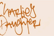 charlie's daughter  / who is charlie's daughter? i am.  this board is a collection of my fashion art pieces. / by Joyy Tannies