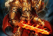 Warhammer 40k Universe / Warhammer 40k Universe