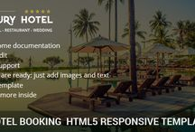 Hotel | Restaurant | Booking – HTML responsive template