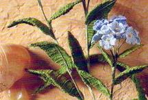 chrochet / virág
