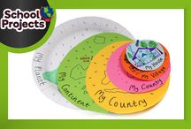 World Thinking Day / Go global with these Thinking Day & international themed activities.