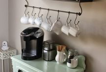 Coffee station / For the Coffee lovers