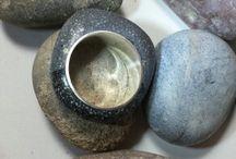 Wild Rock Jewel / Jewelry made with wild stone
