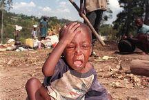 """Wołanie o Pomoc / Bieda i nędza, pośród obfitości świata... """"Co roku niepotrzebnie umiera z głodu, biedy oraz chorób 15 milionów dzieci na całym świecie. Każdego dnia umiera około 40 tysięcy z nich. W czasie, który zajęto Ci przeczytanie tego zdania zmarło następnych dwoje"""""""