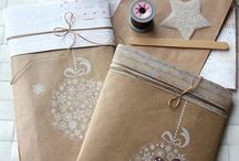 Gift Wrapping / Beautiful wrapping ideas