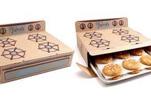 Jackson - biscuit packaging