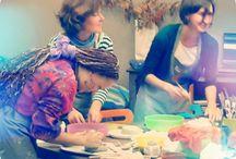 "My ceramics and pottery study / My ceramics and pottery study \  Курс по керамике в студии ""Бисквит""."