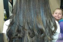 Hair Ideas / by Elizabeth Castle