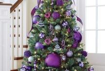 Christmas - Purple