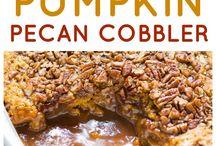 Cobblers / Crisps Recipes