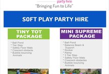 Jozi Cool Soft Play Hire Packages / Jozi Cool Soft play hire, Randburg, Johannesburg, packages are suited for any occasion, ideal for both indoor and outdoor use. With just the right pop of colour one can change any area into a colourful adventure land. For more details visit us on www.jozicool.co.za