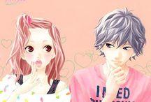 Anime School life