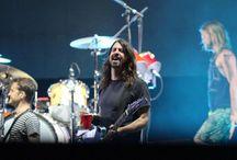 Foo Fighters - Bogotá 2015 / Todo Gibson