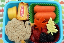 Bento lunches / Lunches for school / by Stephanie Penney