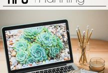 Blogging & Social Media Tips / Some very helpful tips, resources & printables