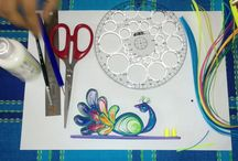 EASY & SIMPLE QUILLING VIDEOS.