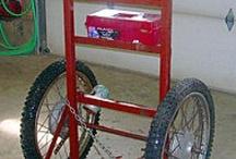 technické - vozíky