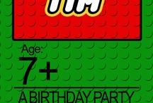 Birthday, Lego
