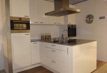 Nieuw huis keuken
