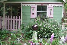 My Little Cottage / by Vicki Baker