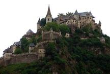 castles/ nice houses