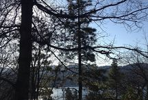 Vacation Rental Lake Arrowhead  / Enjoy California's four season resort living. Events, seminars, and vacation rental with lake rights in country club area across from the golf course.