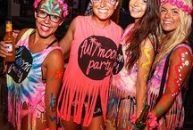 Full Forty PARTY neON